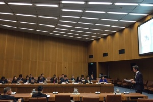 Civil Service Executive Programme delegation visited UNODC
