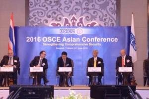2016 OSCE Asian Conference in Thailand