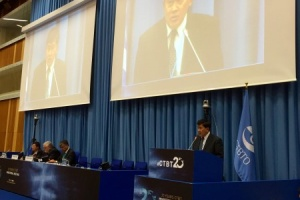 The CTBTO Ministerial Meeting