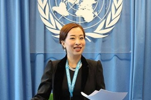 HRH Princess Bajrakitiyabha Mahidol Appointed as UNODC Goodwill Ambassador for the Rule of Law in Southeast Asia