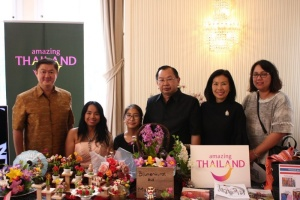 """Experience Thai"" at Vienna State Opera"