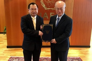 Thailand Joining the CNS and Joint Convention