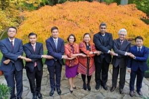 Thailand assumes Chairmanship of the ASEAN Vienna Committee