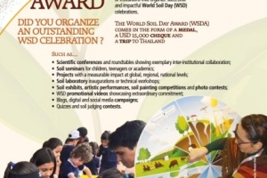 King Bhumibol World Soil Day Award