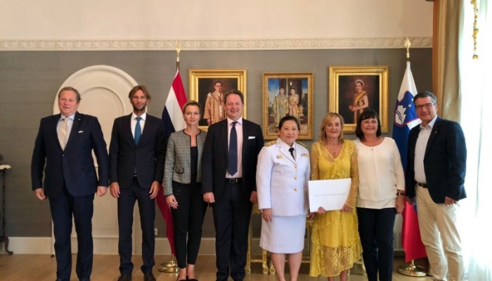 The Appointment of Mrs. Simona Volaj Rakušček as Honorary Co ...