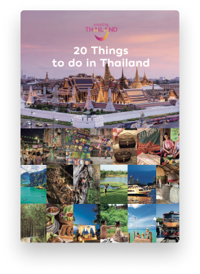 20 Things to do in Thailand