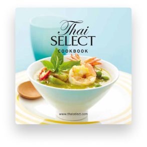 Thai Select Cookbook